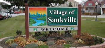 Welcome to Saukville Sign